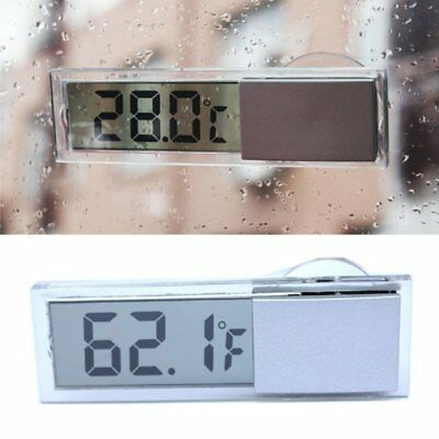 Car Thermometer Accueil LCD Digital Display Température Meter Intérieur Outdoor