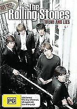 THE ROLLING STONES Truth And Lies Documentary DVD BRAND NEW PAL Region 4