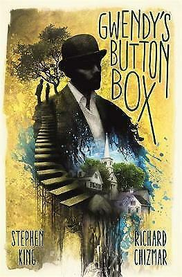 Gwendy's Button Box by Chizmar, Richard, King, Stephen   Hardcover Book   978147