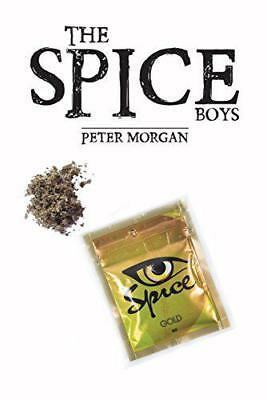 The Spice Boys by Peter Morgan   Paperback Book   9781787105560   NEW