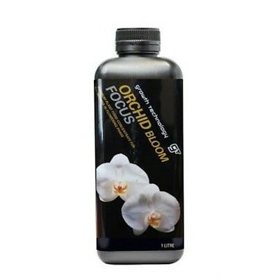 ORCHID FOCUS BLOOM by GT - Premium Plant Food Concentrate for Orchids