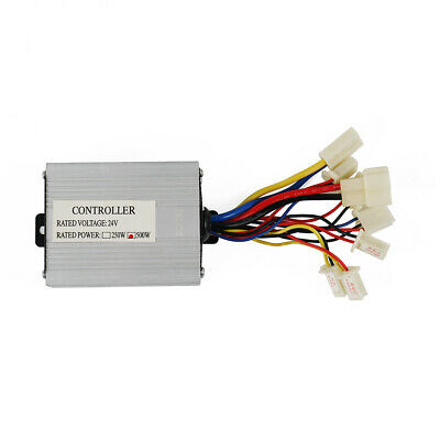 24V 500W Motor Brush Controller 30A For Electric Bike Bicycle Motorbike Scooters