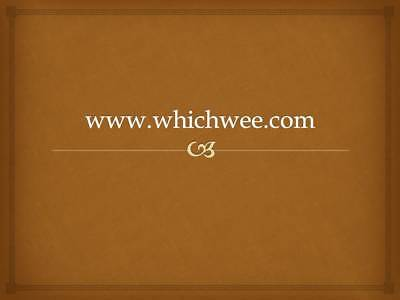 For Sale  WWW.WhichWee.COM Domain Name only - Create your dream!!!!!