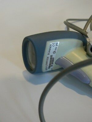 Unitech Model MS330-1 Barcode Scanner PS2 cable only