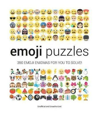 Emoji Puzzles by Malcolm Croft | Hardcover Book | 9781853759680 | NEW