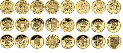 One Pound Coin £1 Rare Collectable British Coin Hunt*1983-2015*Coin Collecting