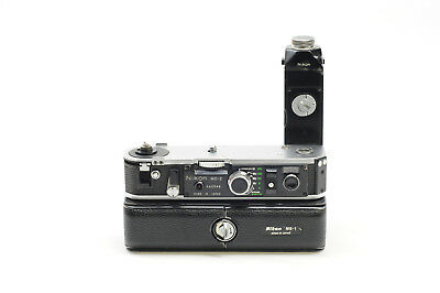 NIKON MD-2 Motor drive with MB-1 battery pack