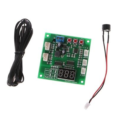 Heat Dissipation PWM Two Way Four Wire Fan Temperature Speed Controller Board