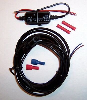 Bushnell Aggressor External Power Cable Kit  Fits All Aggressor Models
