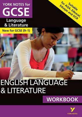 English Language and Literature Workbook: York Notes for GCSE (9-1) by Green, Ma