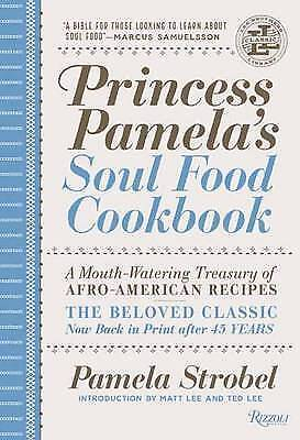 Princess Pamela's Soul Food Cookbook: A Mouth-Watering Treasury of Afro-American