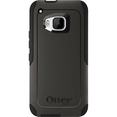 OtterBox Commuter Case for HTC One M9 - Black/Black