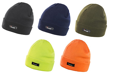 RC133X Result Winter Thermal Lightweight Thinsulate™ Hat Warm, Wooly Beanie
