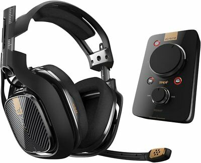 ASTRO Gaming A40 TR Headset + MixAmp Pro TR for PS4, PS3, PC - UD - READ