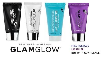 Glamglow Mask Choice Of Treatment Glam Glow Clearing Cleaning Treatment