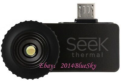 Seek compact Thermal imager camera infrared night-vision Android