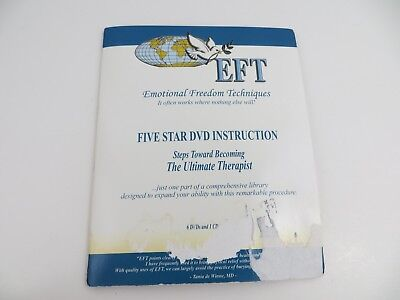 EFT Emotional Freedom Techniques DVD Becoming The Ultimate Therepist loc338