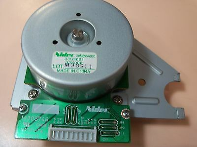 NIDEC MOTOR (50M695A020) for commercial printers (9-pin connector) 33S3001