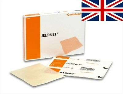 Jelonet Sterile Parafin Dressing | All Sizes & Quantities | TRUSTED UK SELLER
