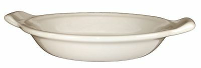 ITI 15 Oz. Ceramic Shirred Egg Dish, American White - SEGG-75