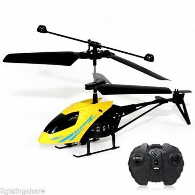 US RC 901 2CH Mini helicopter Radio Remote Control Aircraft Micro 2 Channel