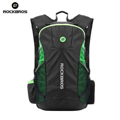 ROCKBROS Cycling Bicycle Sport Bags Camping Outdoor Traveling Backpack Rainproof