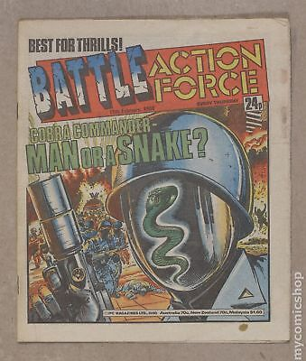 Battle Picture Weekly (UK) #860215 1986 VG 4.0
