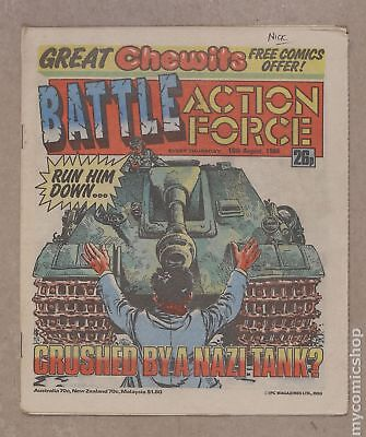 Battle Picture Weekly (UK) #860816 1986 VG/FN 5.0