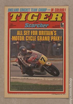 Tiger (Fleetway) UK #770813 1977 VF/NM 9.0