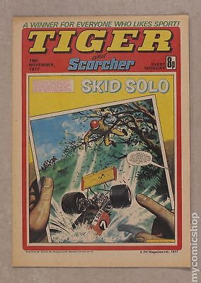 Tiger (Fleetway) UK #771119 1977 VF 8.0