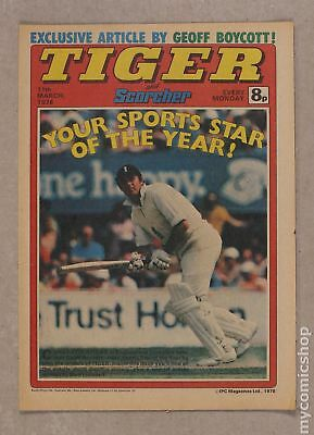 Tiger (Fleetway) UK #780311 1978 VF 8.0