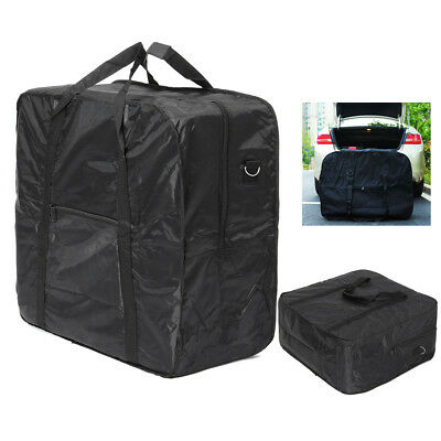 """Bicycle Folding Bike Carrier Bag Carry Cover for 14"""" Mountain Bike Holder"""