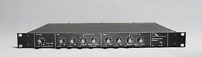 D & R Stereo Reverb Model II Vintage Stereo Spring Reverb - Fully Serviced