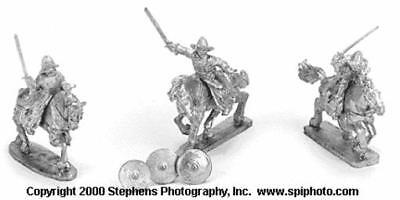Old Glory Mongols in Europe 25mm Mongol Light Cavalry w/Swords Pack MINT