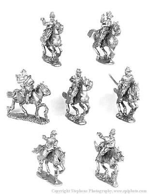 Old Glory War Between the States 25mm Rushs Lancers w/Command Pack MINT