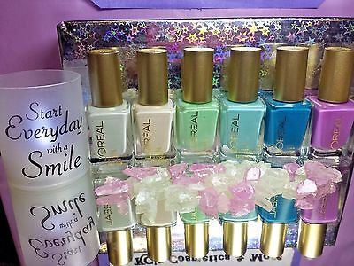2 Loreal Nail Polish Assorted~Your Choice of Color~Light Colors NEW & FULL SIZE