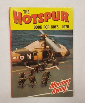 The Hotspur Book For Boys 1970 Vintage Adventure/Action Annual (8)