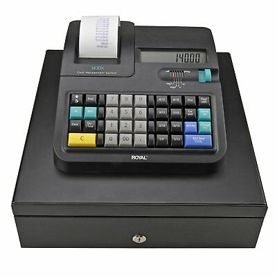 Royal 140DX Electronic Cash Register