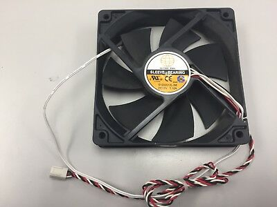 2-WIRES GLOBE MOTORS D47-B10A-04W2-000 12VDC 0.20A FAN UNIT