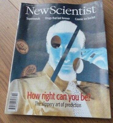 NEW SCIENTIST MAGAZINE*No. 2072 MARCH 8 1997*ENGLISH*WEEKLY*SCIENCE*