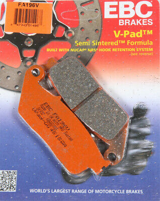 EBC Semi-Sintered V Brake Pads FA196V