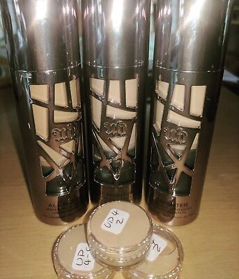 ❤❤ Urban Decay All Nighter Foundation SAMPLE  - CLEARANCE PRICES ❤❤