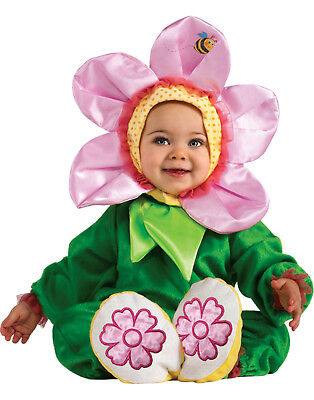 first halloween outfit source pink pansy flower costume soft infant baby girl 12 18 month
