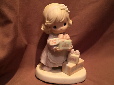 Enesco Precious Moments 488046 Mom You've Given Me So Much Mother's Day