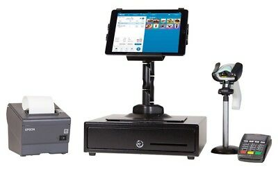 Revel Point of Sale System, Printers,Cash Draw, 1 Ipad. Turn key setup