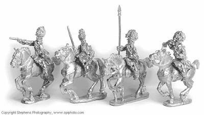 Old Glory AWI 25mm Tarletons Legion Cavalry Pack MINT