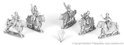 Old Glory Dark Ages Byzantines Armored Cavalry Command Pack MINT