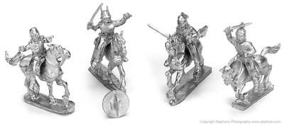 Old Glory Caesars Gallic Wars 25mm Gaul Light & Medium Cavalry Pack MINT