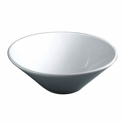 Barclay Products Daisy White 15-Inch Round Above Counter Basin - 4-460WH