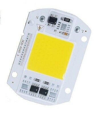 Hi-Power LED 30W COB Weiß 5500-6500K 3000lm 230V AC